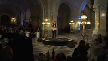 Esther van der Woerdt – HagueTalks Peace Palace