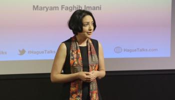 Maryam Faghihimani- HagueTalks